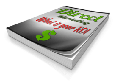 direct marketing what is your ROI
