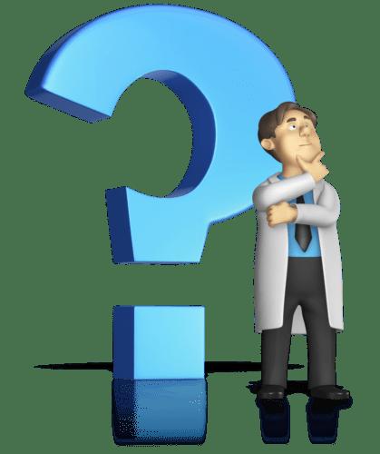 Medical field questioning treatments