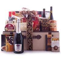 Japanese gift basket