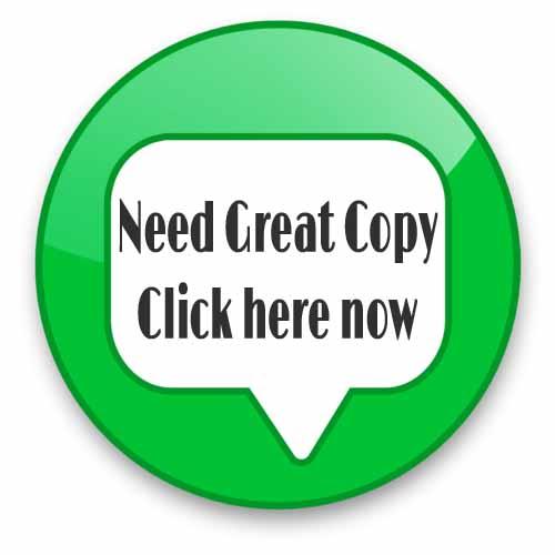 need great copywriter